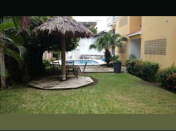 CompartoDepa MX - Buscamos otra roommie!!! , Veracruz - MX$3,000 por mes