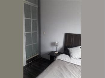 CompartoDepa MX - Habitacion amueblada - Aguascalientes, Aguascalientes - MX$2,000 por mes