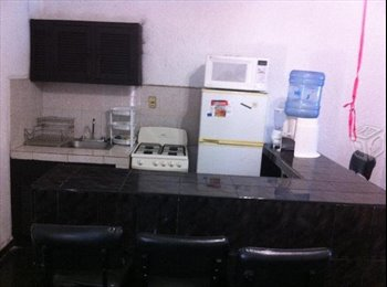 CompartoDepa MX - Departamento amueblado para ejecutivos - Saltillo, Saltillo - MX$6,000 por mes