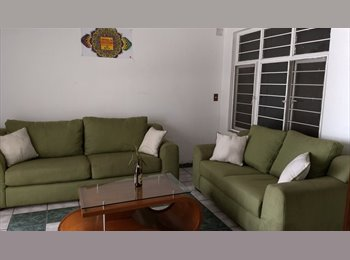 CompartoDepa MX - Cuarto en Atemajac, cerca de CUCSH, CUCS, Normal, Tránsito, Federalismo, CUCEA..., Guadalajara - MX$2,100 por mes