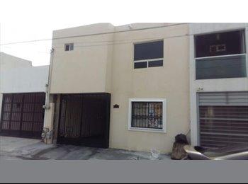 CompartoDepa MX - Renta de cuarto semi-amueblado - San Nicolás de los Garza, Monterrey - MX$3,000 por mes