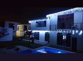 CompartoDepa MX - hospedaje compartido, Villahermosa - MX$1,500 por mes