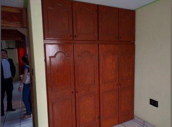 CompartoDepa MX -  Habitaciones con Baño propio a dos cuadras de C.U.  - Morelia, Morelia - MX$1,800 por mes