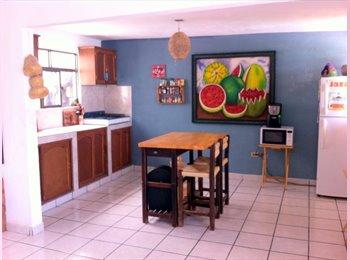 CompartoDepa MX - Se busca roomie San Andrés Cholula - Cholula, Cholula - MX$2,500 por mes