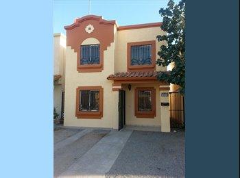 CompartoDepa MX - Comparto casa en Villa del Cedro, Mexicali - MX$2,500 por mes