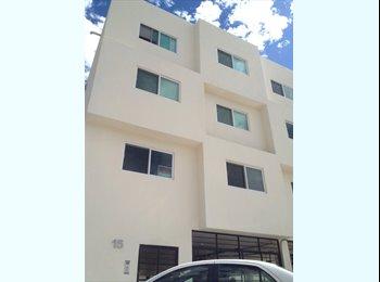 CompartoDepa MX - Departamento nuevo a un lado de la Jolla cerca del Blvd. Morelos, Hermosillo - MX$3,000 por mes