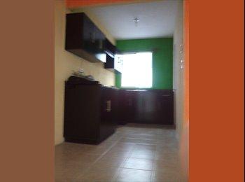 CompartoDepa MX - Rento comodo departamento sobre todo muy fresco en planta baja, Tuxtla Gutiérrez - MX$2,600 por mes