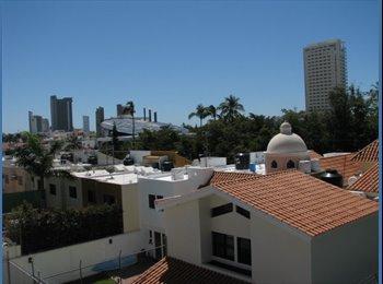CompartoDepa MX - VACACIONES EN MAZATLAN, Mazatlán - MX$1,000 por mes