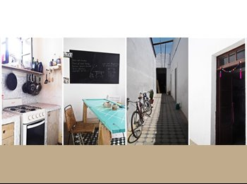 CompartoDepa MX - Casa colectiva del Centro Histórico, San Luis Potosí - MX$2,600 por mes