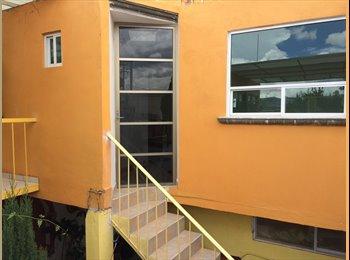 CompartoDepa MX - DEPARTAMENTO/HABITACION(ES) PARA ESTUDIANTES, Pachuca - MX$950 por mes