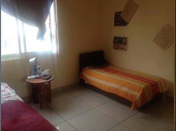 CompartoDepa MX - Busco roomie para compartir departamento, San Andrés Cholula - MX$3,000 por mes
