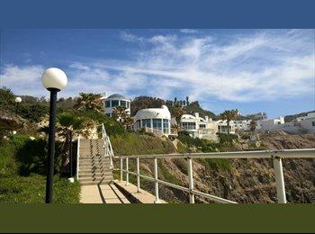 CompartoDepa MX - Se comparte casa de playa!! lugar encantador con casa club y playa privada!!, Tijuana - MX$5,500 por mes