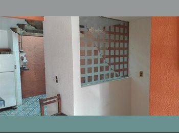 CompartoDepa MX - Rento cuarto compartido, Fraccionamiento privado junto al Tecnológico de Morelia, Internet 20 Megas,, Morelia - MX$1,100 por mes