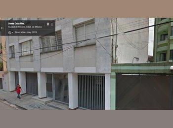 CompartoDepa MX -  Departamento Del Valle Centro, Ciudad de México - MX$4,000 por mes