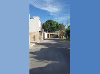 CompartoDepa MX - Cuarto en renta con todos los servicios, San Luis Potosí - MX$3,200 por mes