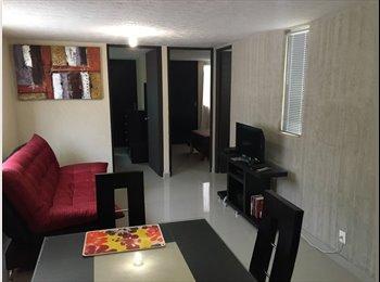 CompartoDepa MX - Cuarto Amueblado , Guadalajara - MX$3,250 por mes