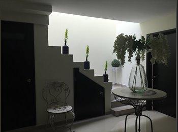 CompartoDepa MX - renta de habitaciones en pachuca, Pachuca - MX$1,400 por mes