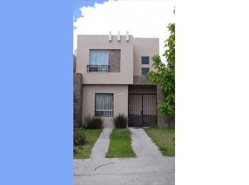 CompartoDepa MX - comparto casa amueblada habitacion disponible , Saltillo - MX$1,600 por mes