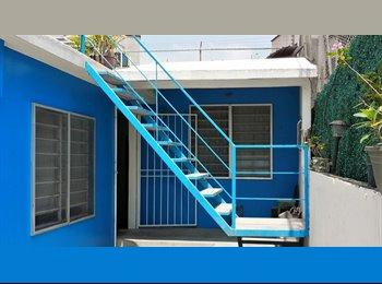 CompartoDepa MX - Habitación Individual en renta. Servicios incluidos., Villahermosa - MX$4,000 por mes