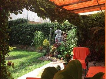 CompartoDepa MX - Se rentan cuartos. Camas  individuales o matrimonial, Guadalajara - MX$3,000 por mes