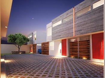 CompartoDepa MX - Excelente espacio para vivir comodamente- Sólo ROMMIES Mujeres, San Juan Cuautlancingo - MX$4,500 por mes
