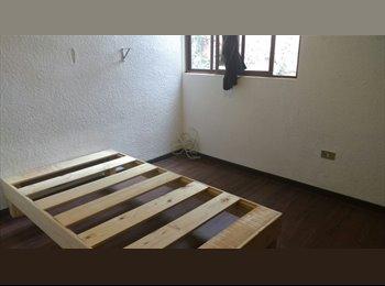 CompartoDepa MX - Rento Cuarto en San Andres Cholula, San Andrés Cholula - MX$2,300 por mes