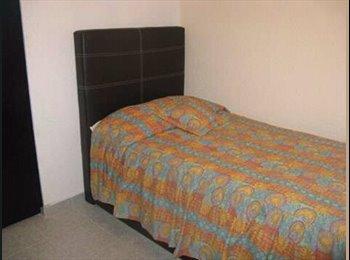 CompartoDepa MX - Rento cuarto en Pachuca, Pachuca de Soto - MX$1,200 por mes