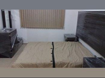 CompartoDepa MX - Cuarto Amueblado En Renta, San Luis Potosí - MX$2,700 por mes