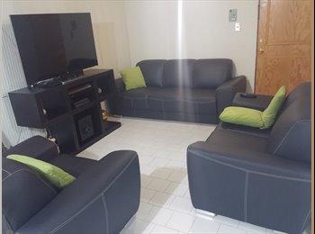CompartoDepa MX - Habitación Amueblada Cerca Plaza Obelisco, León - MX$2,500 por mes