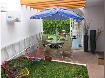 CompartoDepa MX - Casa cultural disponible!, Morelia - MX$1,000 por mes