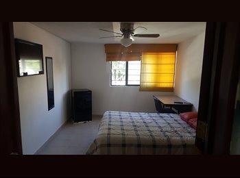 Rento cuartos amueblados para estudiantes(mujeres)