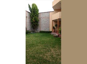 CompartoDepa MX - Cuarto Disponible , San Luis Potosí - MX$3,500 por mes
