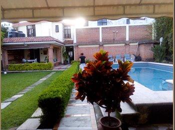 CompartoDepa MX - Rentó habitaciines, Cuernavaca - MX$2,600 por mes
