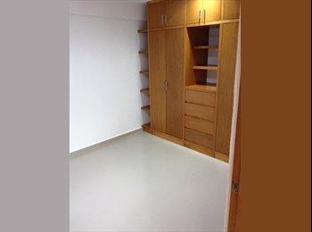 Comparto depa amueblado, habitacion y baño privado