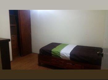 CompartoDepa MX - Renta de cuarto, Saltillo - MX$2,800 por mes