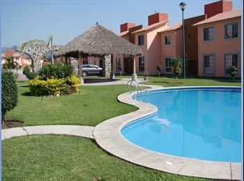 CompartoDepa MX - Casa para estudiantes del TEC o UVM, Cuernavaca - MX$2,500 por mes