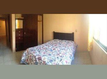 CompartoDepa MX - Habitaciones amuebladas UAM Iztapalapa, Ciudad de México - MX$2,500 por mes