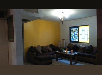 CompartoDepa MX - rento habitación compartida en depatamento en sta. catarina, Santa Catarina - MX$2,200 por mes