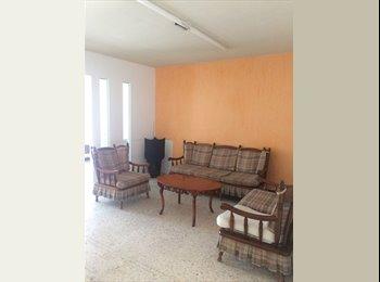CompartoDepa MX - Se comparte casa para estudiantes y profesionistas., Aguascalientes - MX$1,850 por mes