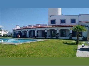 CompartoDepa MX - Habitación en exclusivo fracc. La Marina León Guanajuato, León - MX$3,200 por mes