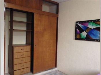 CompartoDepa MX - Comparto depa en zona universitaria. Inmejorable ubicación., Saltillo - MX$3,000 por mes