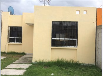 CompartoDepa MX - Rento casa en villas San Marcos, Pachuca , Pachuca - MX$2,000 por mes