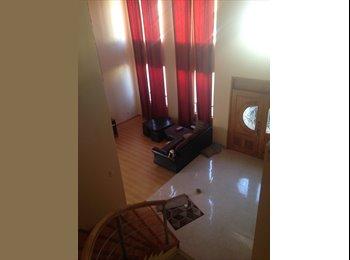CompartoDepa MX - Se renta habitación en casa, excelentes condiones. , Tijuana - MX$250 por mes