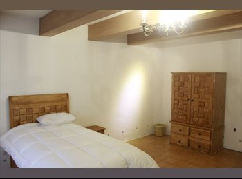 CompartoDepa MX - Rento habitaciones confortables en el Centro de Cuajimalpa, Ciudad de México - MX$3,800 por mes