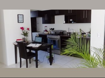 CompartoDepa MX - Comparto depa nuevo Colinas de California, Tijuana - MX$2,750 por mes