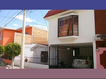 CompartoDepa MX - Departamento compartido, busca roomie, León - MX$1,500 por mes