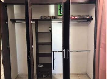 CompartoDepa MX - Se renta Habitación, León - MX$1,700 por mes