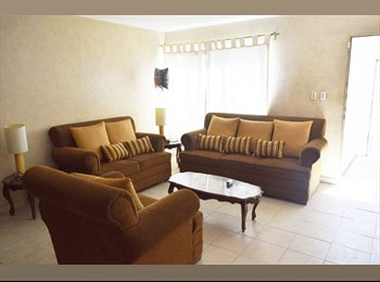 CompartoDepa MX - Habitación en Ampliación los Ángeles, Torreón - MX$2,000 por mes