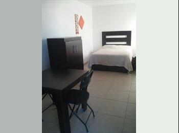CompartoDepa MX - DEPARTAMENTO EN RENTA, Aguascalientes - MX$2,800 por mes