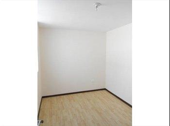 CompartoDepa MX - renta casa con dos recamaras opcional  por habitacion o casa completa a 8 minutos de la planta vw y , Cholula - MX$8,000 por mes